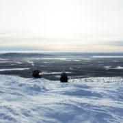 """Снегоходный тур """"Три вершины Карелии"""""""