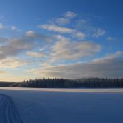 Фото секретного озера в северной Карелии, где есть голец