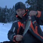 Рыбалка на хариуса в северной Карелии