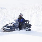 Снегоходный тур Три вершины Карелии