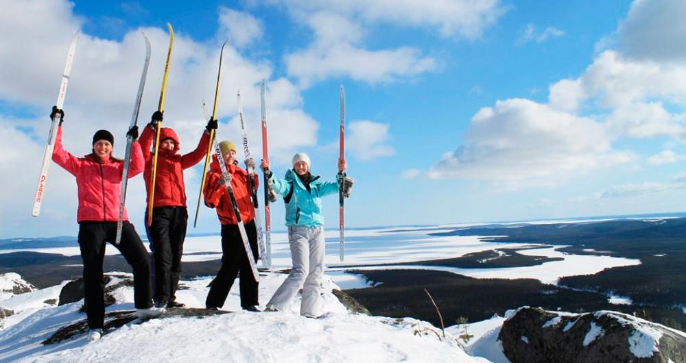 Лыжный тур inKarjala