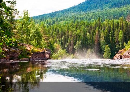 Река Оланга