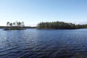 Стоянка на озере