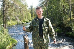 Рыбалка в Карелии