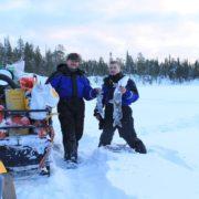 Рыбалка в северной Карелии