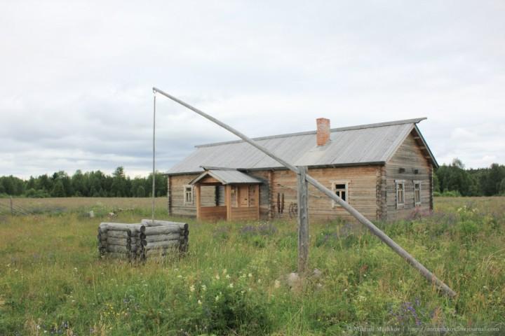 Урочище Вартиолампи — исчезнувшая деревня Карелии