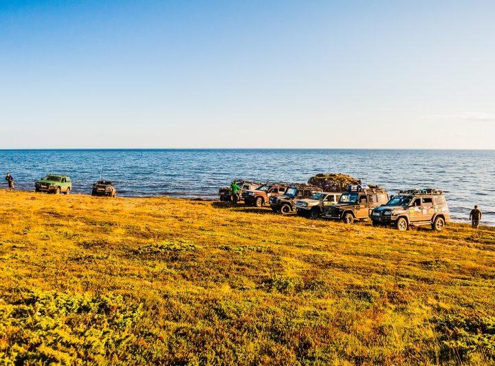 Джип-тур по Кольскому полуострову