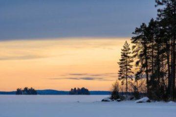 """Новый год на базе """"Малая Медвежка"""" с посещением острова Кижи"""""""