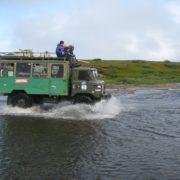 Внедорожный автобусный тур по полуострову Рыбачий «Край земли»