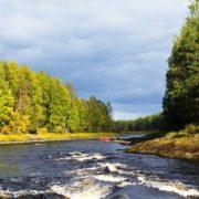 Шуйский мультиактив (скалолазание + рафтинг по реке Шуя)