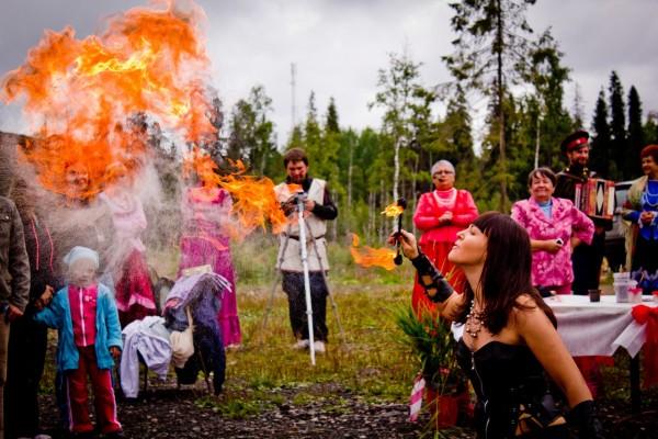 Здоровый отдых на Карельской земле (корпоративный отдых)