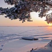 Зимние истории в Калевале