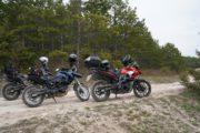 Тур на мотоциклах по северной Карелии «Паанамото»
