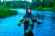 Рыболовный тур «Реки Карелии». Рыбалка на секретных реках Северной Карелии